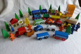 Brio trains, vehicles and accessories