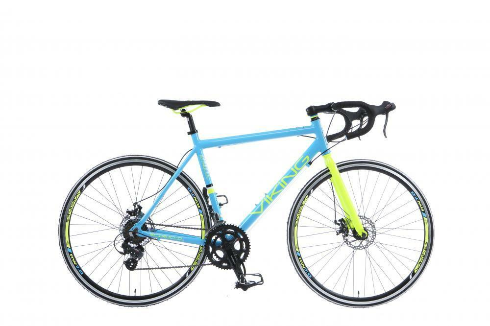 29e4bceca9d Viking Scirocco 300 Gents 700c 14 Speed STI Alloy Road Racing Bike Bicycle