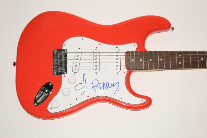 HARRY STYLES SIGNED AUTOGRAPH FENDER BRAND ELECTRIC GUITAR - ONE DIRECTION STUD