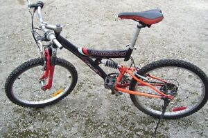 YOUNG MANS STUNT BIKE
