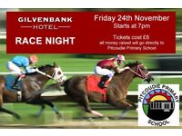 Pitcoudie Primary School Race Night and Disco