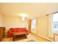 Split-level two double bedroom conversion flat in Oval £370.00pw!!
