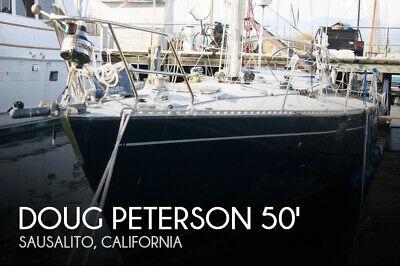 1988 Doug Peterson Custom 50 Used