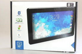 Tablet 10.1 inch LCD IPS Tablet 8Gb Quad Core Android Lollipop Bluetooth HDMI BRAND NEW WARRANTY
