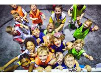 Kids Parties @ Powerleague Leeds Central