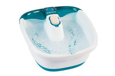 Homedics Bubble Spa Foot Bath (Foot Spa Bath Massager Bubble Massage Heat Soaker Soak Tub Pedicure Portable  )