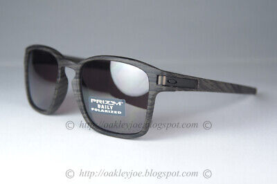 Oakley Latch SQ POLARIZED Sunglasses OO9353-10 Woodgrain W/ PRIZM Daily (Oakley Woodgrain)