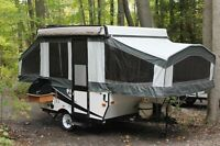 FOR RENT- 2014 PALOMINO TENT TRAILER & 2009 KODIAK HYBRID
