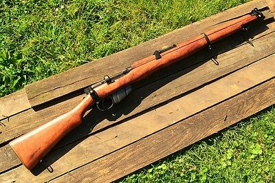 Lee-Enfield SMLE Bolt-Action Rifle - British - WWI WWII - Denix Replica Prop Gun