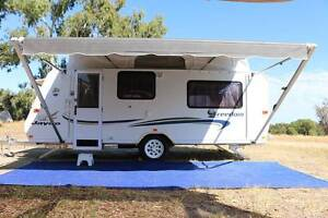 2005 JAYCO FREEDOM 30th/EDITION SOLAR PANELS ON THE ROOF Kenwick Gosnells Area Preview