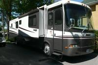 40' HOLIDAY RAMBLER DIESEL, AFFORDABLE, CONDO on WHEELS