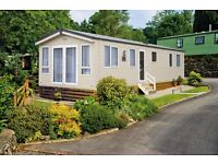 **TOP SPEC STATIC CARAVAN FOR SALE ON NORTH WALES' PREMIER BEACH SIDE HOLIDAY PARK**