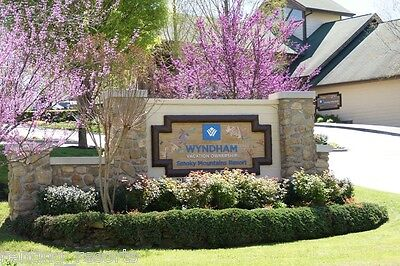 Wyndham Smoky Mountains Sevierville Tn 2 Bdrm Jul July Aug Sept Sep Best Offer