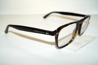 GIORGIO ARMANI Brillenfassung Brillengestell Eyeglasses Frame GA 965 086