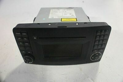 Radio CD Autoradio Orginal MERCEDES-BENZ M-KLASSE (W164) ML 350 CDI 4MATIC