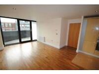 A spacious two bedroom apartment with two bathrooms and underground parking close to local transport