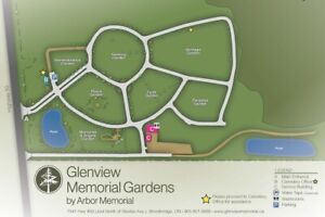 Burial Plot (Double) - Glenview Memorial Gardens
