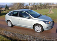 Ford Focus Titanium 1.6 - low mileage