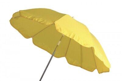 HABERKORN 9003763011758 Kinderwagenschirm Universal 70cm UV gelb - Sonnenschirm