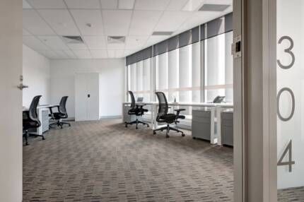 6 Desk Serviced Office Double Bay Well Lit and Renovated Centre