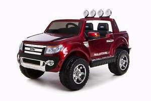 Ford Ranger Children Ride on Car Rubber Tyres Leather Seats Perth Perth City Area Preview