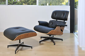 WALLACE SACKS EAMES INSPIRED CHAIR - RRP £2000 ON WALLACE SACKS WEBSITE