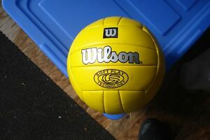 ballon de voleyball Wilson soft play
