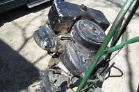 1935 EVINRUDE BOAT MOTOR COMPLETE NO MISSING PARTS NOT SIEZED