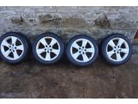Winter Tyres - 225/50/17