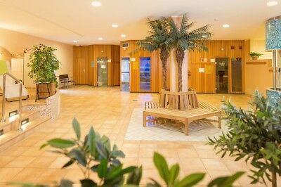 Körper Erholung (3 Tage Erholung für Körper & Geist 4* Hotel Maifeld inkl Sauna Wellness Therme)