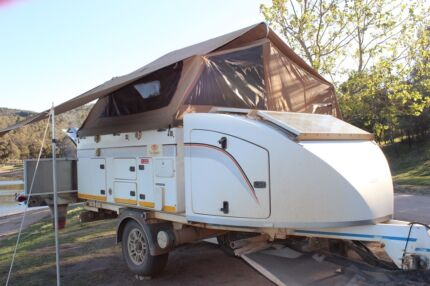 Travelander SC2 Camper Trailer - hard floor off road camper Arncliffe Rockdale Area Preview