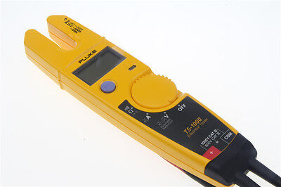 New Fluke T5-1000 1000 Voltage Current Electrical Tester Clamp Meter