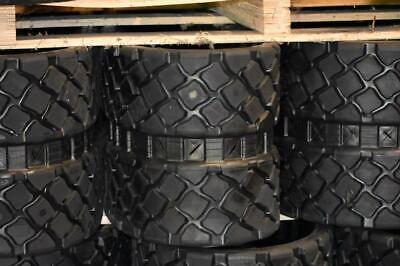 320x86x52 Rubber Tracks Turf Tread Set Qty 2 Bobcat 864 T200 T630 T650 Jcb 190t