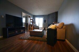 Renovated 1 Bed + Den Condo  In East Regina