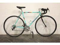 "Vintage Men's PEUGEOT EUROPA Racing Road Bike - 21.5"" HLE Frame - Restored 1980s Classic"