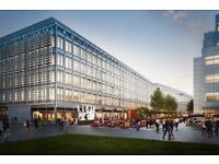 New White City (W12) Location - Office Space to let, Private and Co-work suites for Tech Companies!