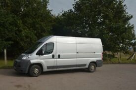 Van with Man removals cheap service--- 2 men's