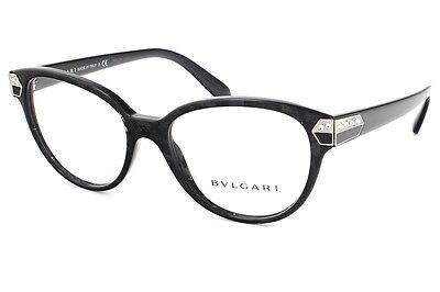 Brand New 2017 Bvlgari Eyeglasses Frames BV 4136B 5412 Rx Optical Italy Eyewear
