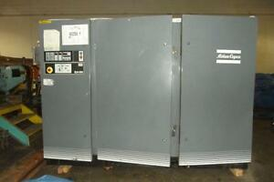 Atlas Copco 200 hp compressor model Ga 160 Closing must sell all