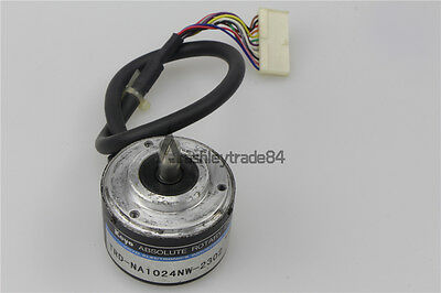 Koyo Absolute Rotary Encoder Trd-na1024nw-2302 Tested Used