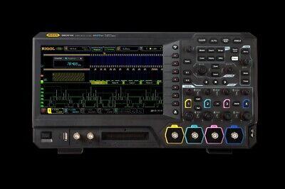 Rigol Mso5104 Mixed Signal Oscilloscope New