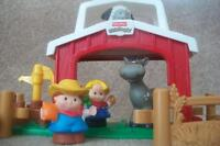 Fisher Price Hobby Farm