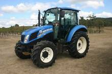 2012 New Holland T4-55 Tractor Broke Singleton Area Preview