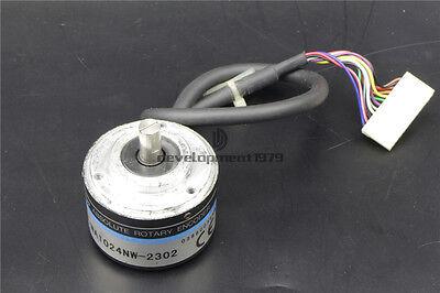 1pc Used Koyo Absolute Rotary Encoder Trd-na1024nw-2302