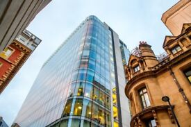 *MANCHESTER M2* Serviced Office Space to Rent, Flexible Sizes + Coworking