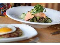 Enthusiastic, motivated Chef de Partie required, Notting Hill