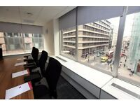 ► ► Moorgate ◄ ◄ attractive OFFICE SPACE in London, ideal for 1-20 people