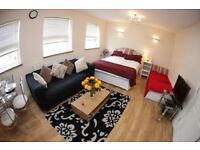 BEAUTIFUL LARGE STUDIO FLAT AVAILABLE FOR RENT IN CRANFORD