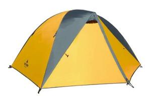 NEW TETON Sports Mountain Ultra 3 Person Tent; Backpacking Dome Tent Footprint and Rainfly Easy Setup Clip-On Rainfly...