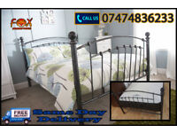stylish metal bed for sale Wm